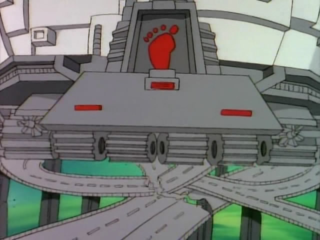 Foot Androids (2)