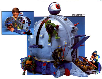 The Technodrome (1988)