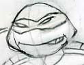 How to draw Ninja Turtle (7)