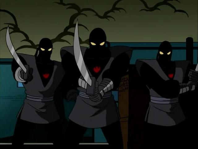 Foot Ninjas (2)