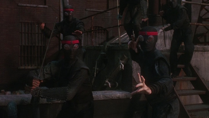 Foot Clan from film (1)