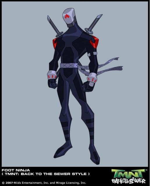 Cyber Foot Ninja