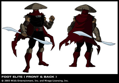 Foot Elite Ninja (2)