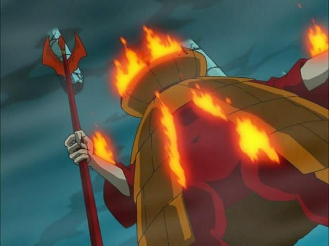 Fire Mystic