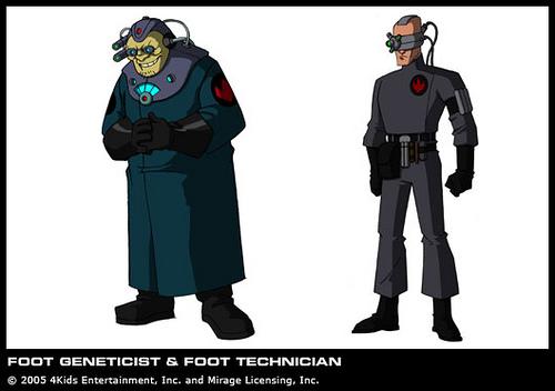 Foot geneticist and Foot technician (1)