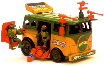Turtles mobile (1988 г.)