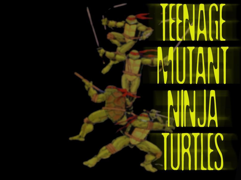 TMNT wallpaper bases on comics (1)