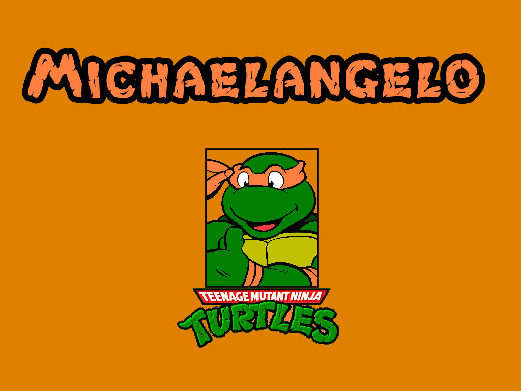 TMNT wallpaper 1987-1996 series (3)
