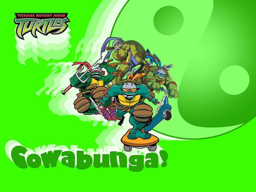 TMNT wallpaper 2003-2009 series (11)