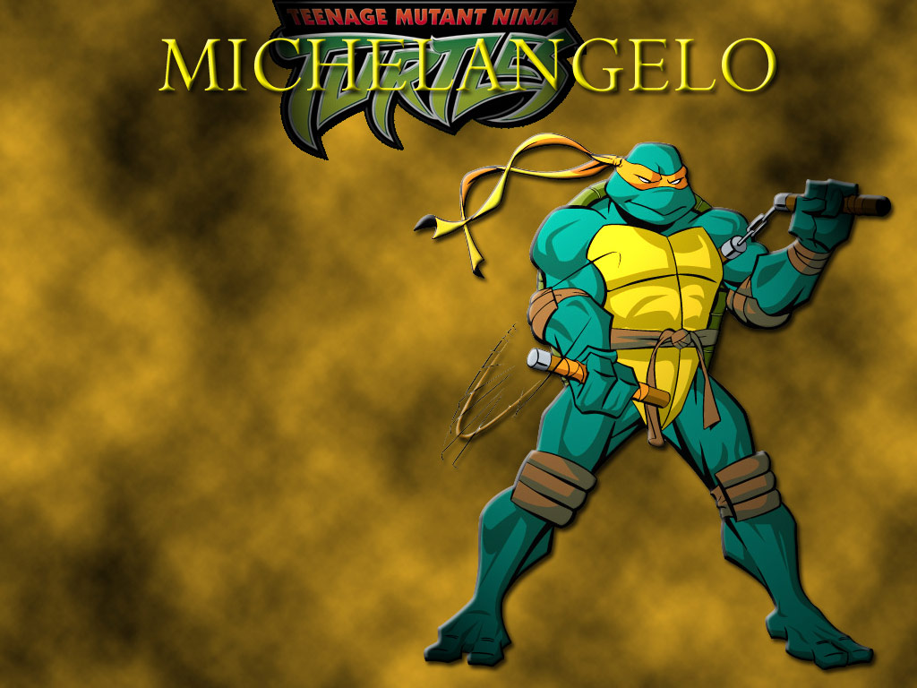 TMNT wallpaper 2003-2009 series (16)