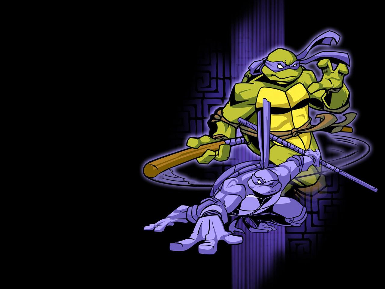 TMNT wallpaper 2003-2009 series (27)