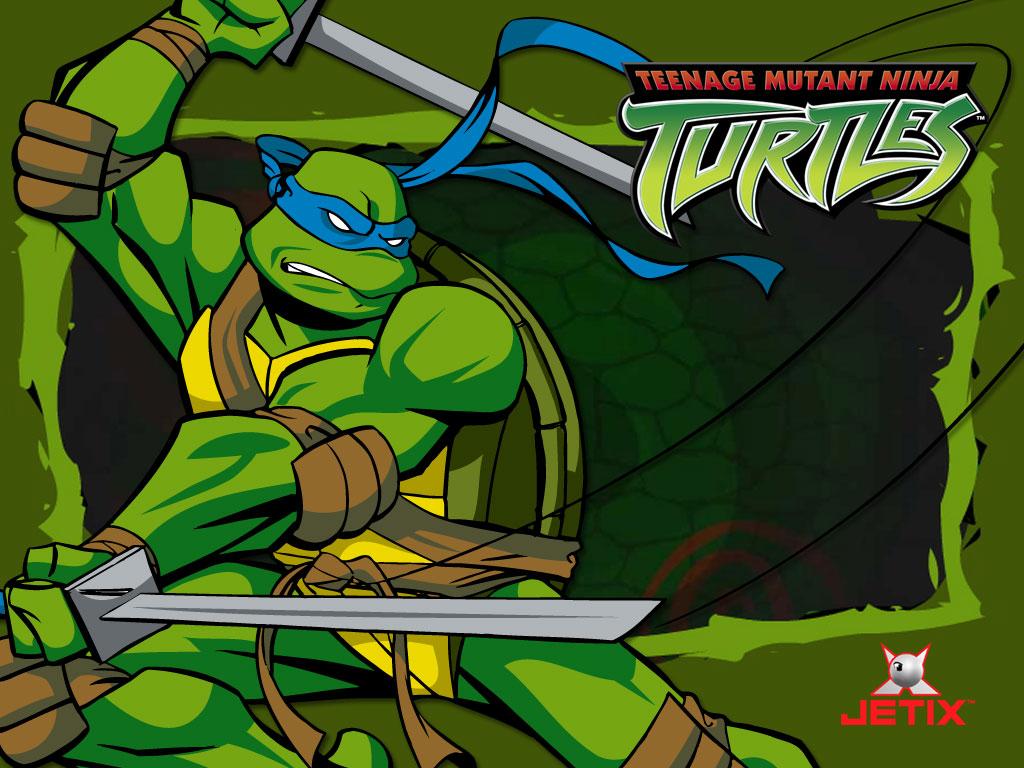 TMNT wallpaper 2003-2009 series (38)