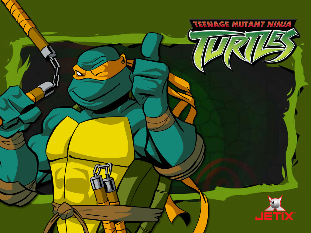 TMNT wallpaper 2003-2009 series (40)