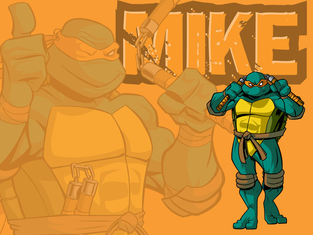TMNT wallpaper 2003-2009 series (46)