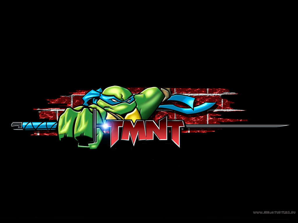 TMNT wallpaper 2003-2009 series (50)