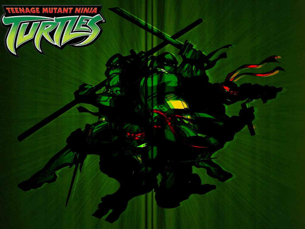 TMNT wallpaper 2003-2009 series (52)