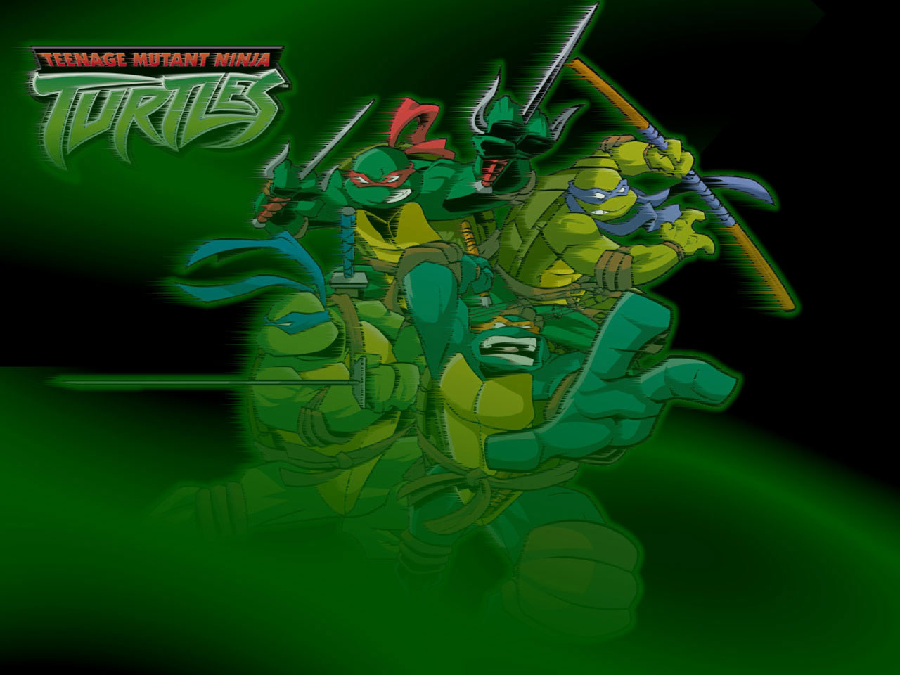 TMNT wallpaper 2003-2009 series (54)