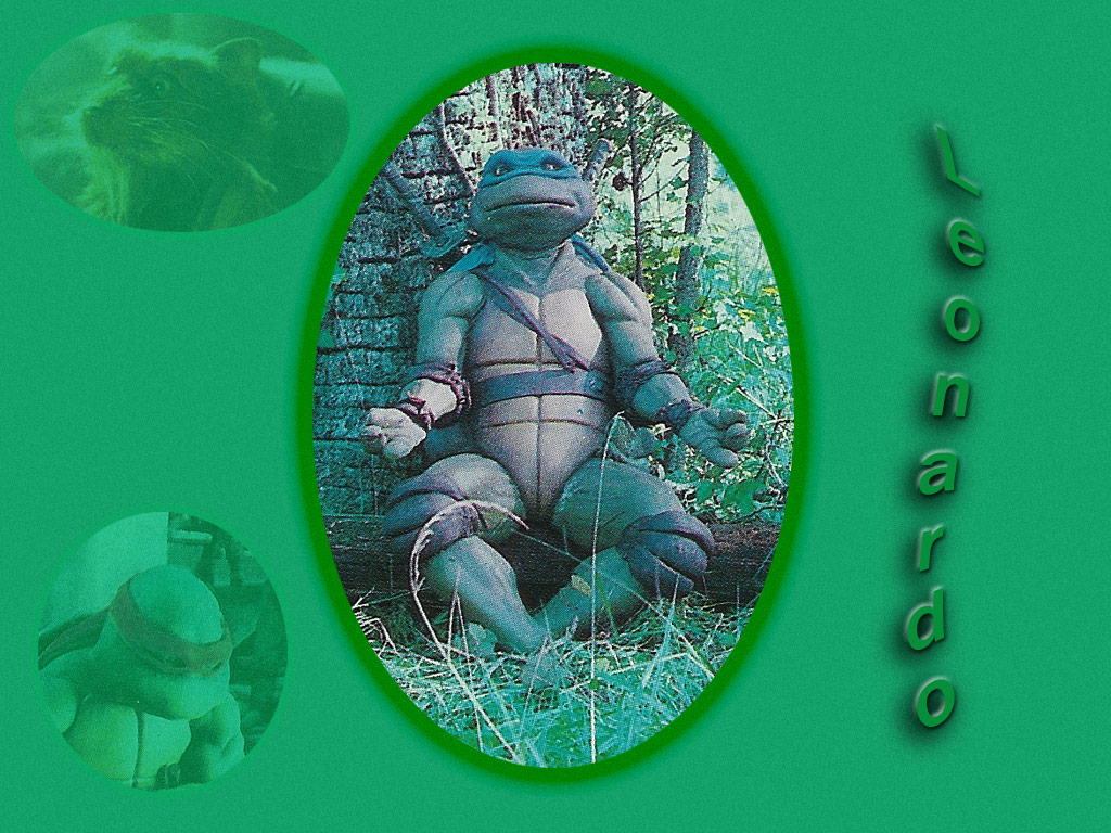 TMNT wallpaper bases on films (3)