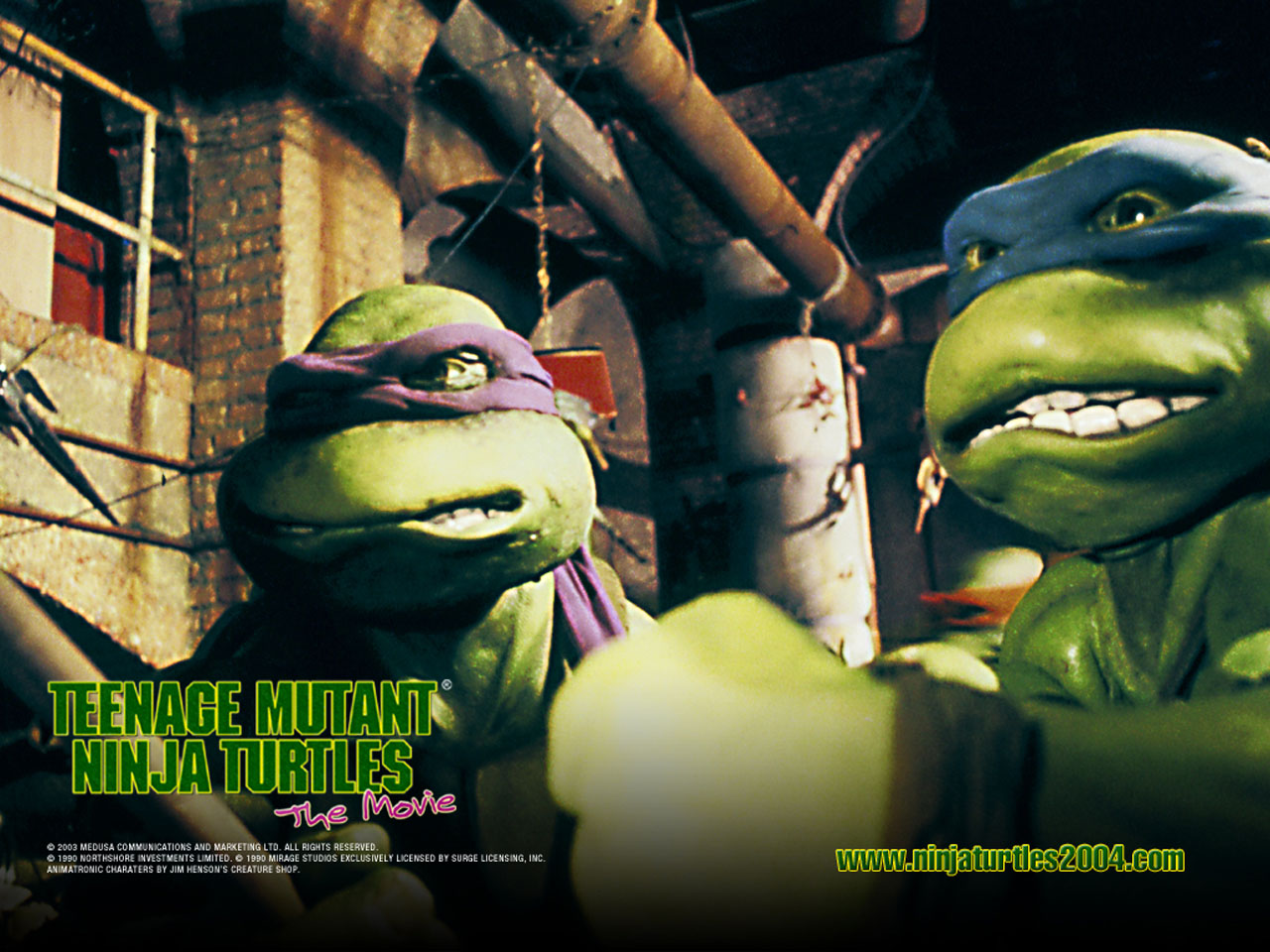 TMNT wallpaper bases on films (6)
