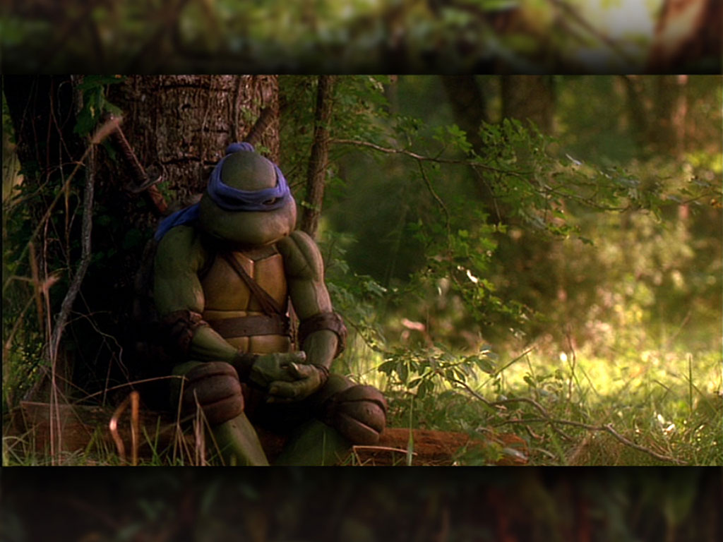 TMNT wallpaper bases on films (8)