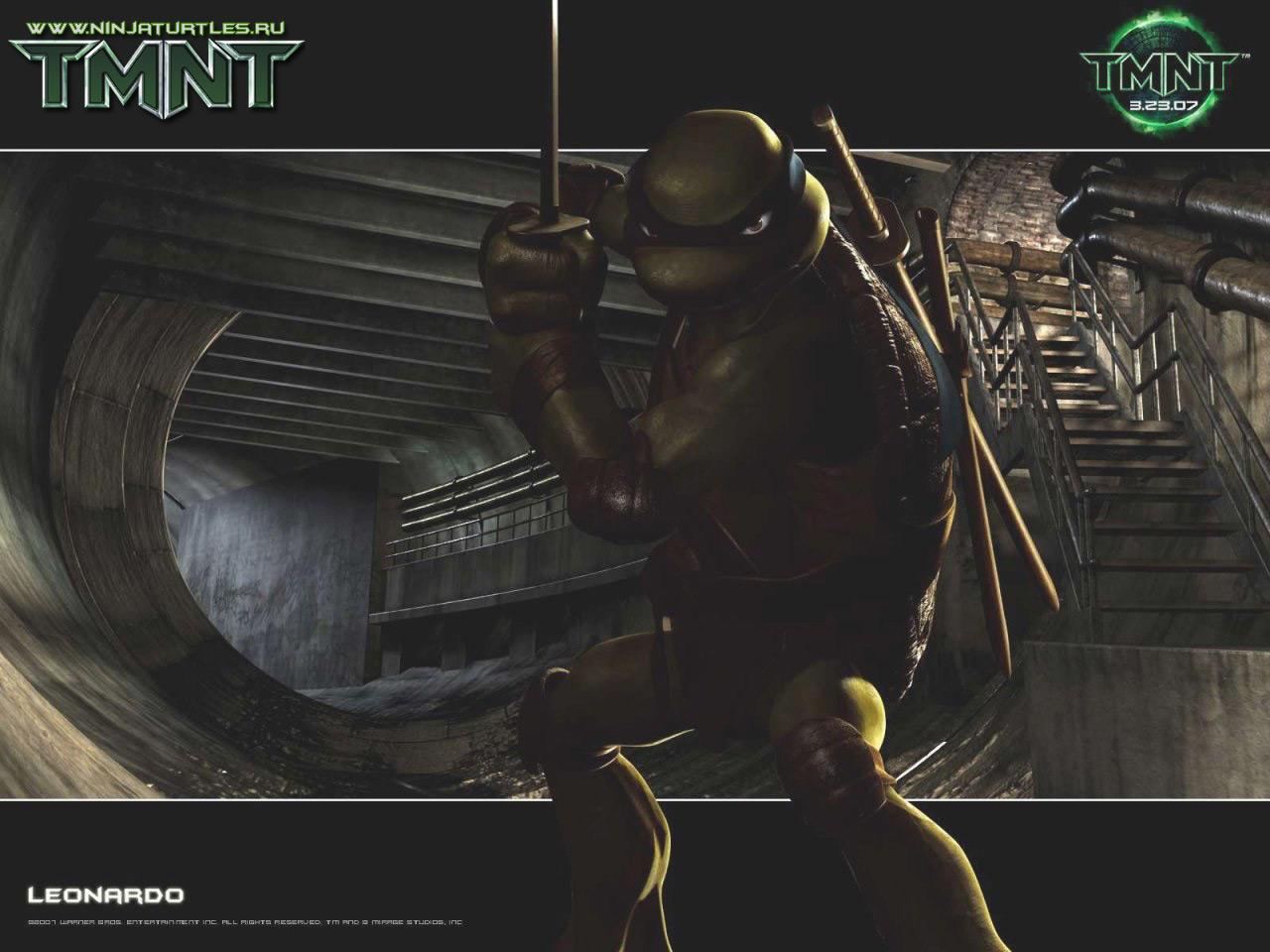 TMNT 2007 wallpaper (69)