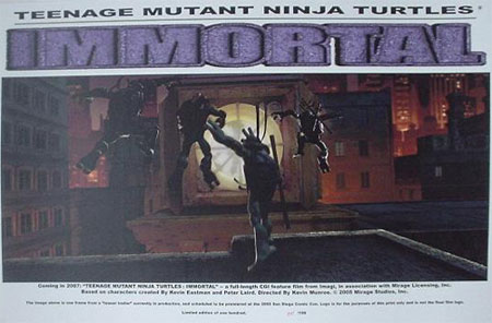 TMNT 2007 poster 2