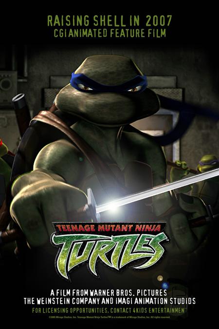 TMNT 2007 poster 3