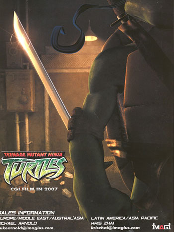 TMNT 2007 poster 4