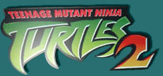 TMNT 2 - game 2004 (logo)