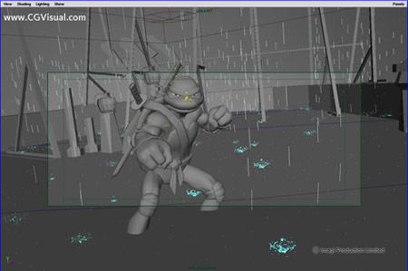 TMNT 2007 animation (6)