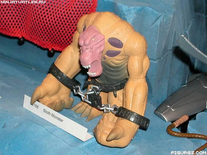 Черепашки Ниндзя 2007 - игрушки (56)