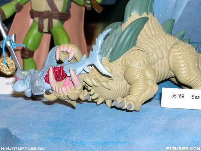 Черепашки Ниндзя 2007 - игрушки (58)