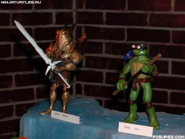 Черепашки Ниндзя 2007 - игрушки (65)