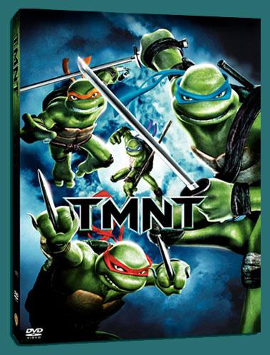TMNT 2007 DVD (2)