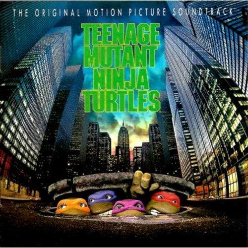 Teenage Mutant Ninja Turtles I (OST)