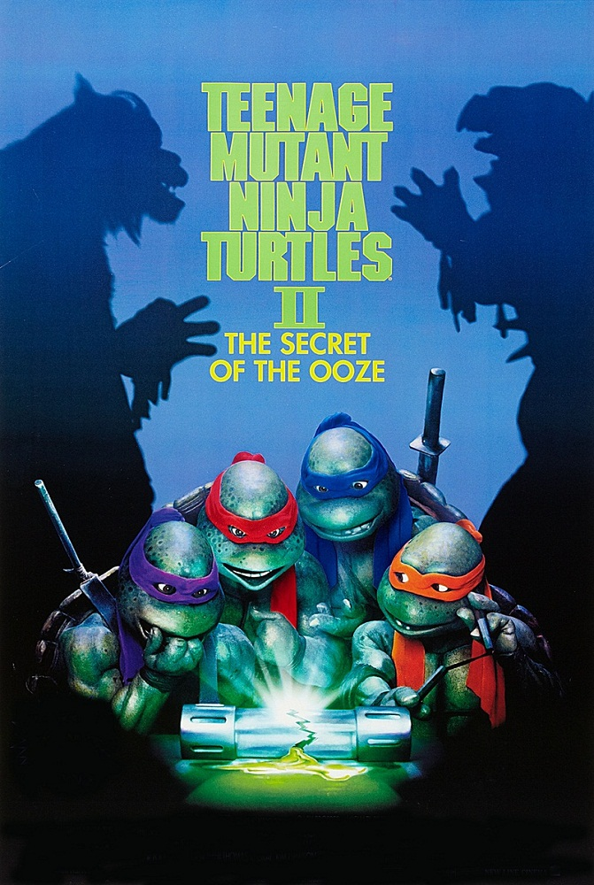 Teenage Mutant Ninja Turtles: The Secret of the Ooze (poster)