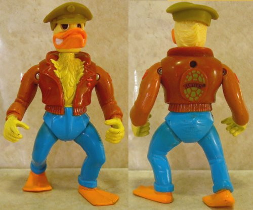 Ace Duck's figure