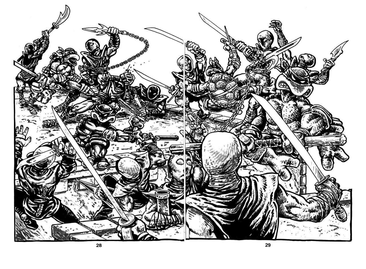 Foot Clan from comics (3)