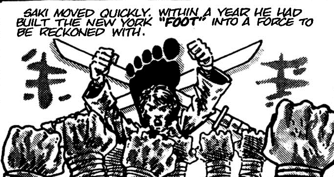 Foot Clan from comics (1)