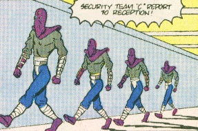 Foot Clan from comics (4)