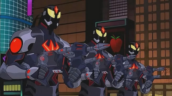 Android Foot Ninja from Turtles Forever (3)