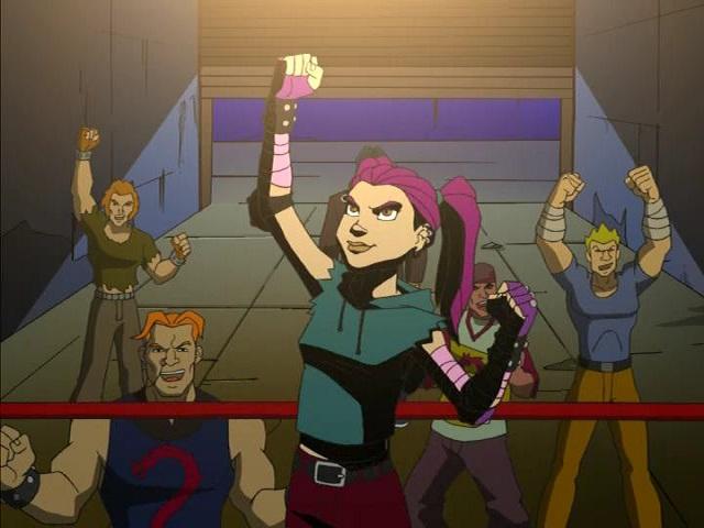 The Purple Dragons (8)