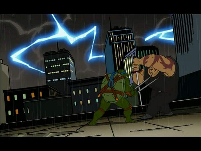 10. The Shredder Strikes, Part One (6)