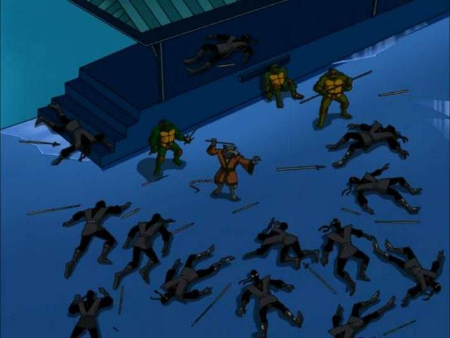 11. The Shredder Strikes, Part Two (5)