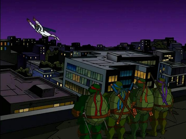 12. The Unconvincing Turtle Titan (2)