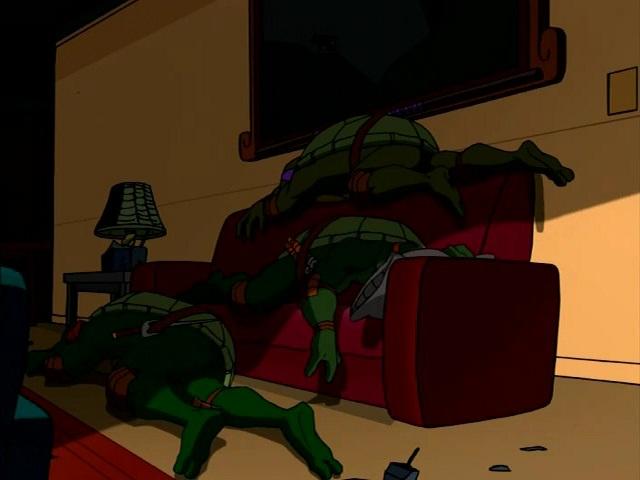 17. Shredder Strikes Back. Part One (1)