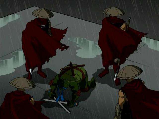 17. Shredder Strikes Back. Part One (5)