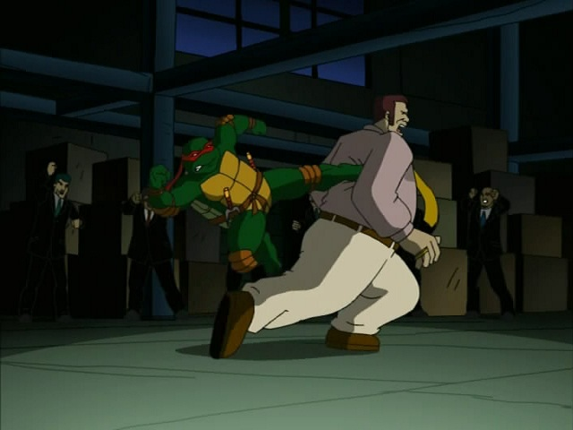 24. Lone Raph and Cub (5)