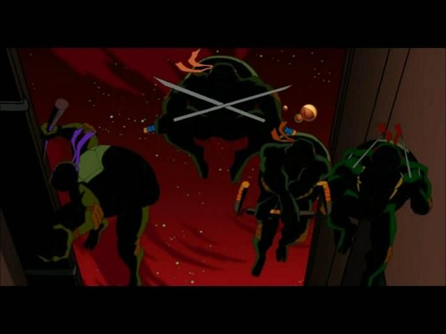 27.  Черепахи в космосе - Часть первая.  '''' Fugitoid (2)