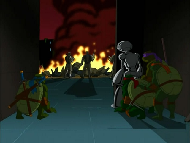 27. Turtles in Space - Part One. ''The Fugitoid'' (6)